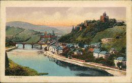 AK Saarburg, Gesamtansicht, Um 1920 (29434) - Saarburg
