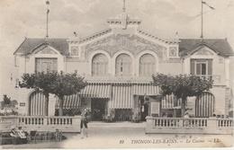 18 / 3 / 247  - THONON  LES  BAINS  ( 74 )  LE  CASINO - Thonon-les-Bains