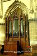 Caen (14)- Orgue De Choeur De L'Eglise Saint-Pierre (Edition à Tirage Limité) - Caen