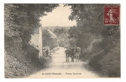 28 EURE ET LOIR - LA FERTE VILLENEUIL Porte Dunoise - Otros Municipios