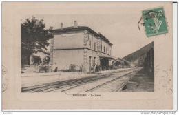 La Gare. - Bessèges