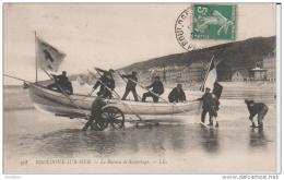 168- BOULOGNE SUR MER. -Le Bateau De Sauvetage.LL. - Boulogne Sur Mer