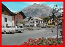 CPSM/gf TELFS (Autriche) Zentrum Der Brauchtumspflege Des Reitsportes, Café Olympia...B955 - Telfs