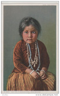 H.2275. Yaz-Yah, A Navaho Girl , New-Mexico. - Etats-Unis