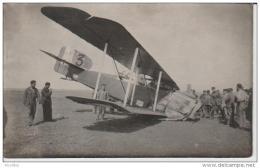 ALGERIE.-Avion Accidenté.Carte-Photo. - Algeria