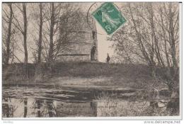 Tourny.-Moulin De Pierre. - Autres Communes