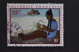 Polynésie Française - 1970 Tableau De Yves De Saint Front N° PA 40 Oblitéré - Oblitérés