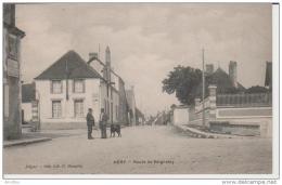 Héry-Route De Seignelay.Imp.Lib.Hamelin.Joigny. - Hery