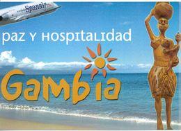 Gambie - Visit The Gambia - Paz Y Hospitalidad - - Gambia