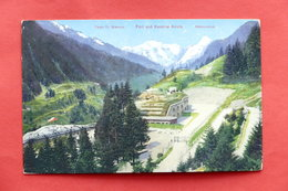 Cartolina Svizzera - Airolo - Fort Und Kasene - 1915 - Cartes Postales