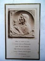 Premiére Messe CARTHAGE 1912 WERVICQ   PAUL DELVA - Religion & Esotérisme