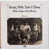 CROSBY STILLS NASH EtYOUNG Deja Vu Réedition Label: Atlantic Pochette:VG++ Disque:VG++ - Country & Folk
