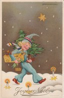 Joyeux Noël ( Kerckhoff) - Nouvel An