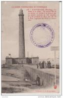 288.Gatteville-La Basse Normandie Pittoresque.Le Phare Et La Jetée.Coll.L.G.B Ste Mère. - France