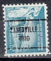 USA Precancel Vorausentwertung Preo, Locals Ohio, Zanesville 713 - Vereinigte Staaten