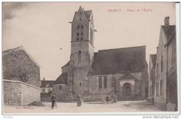 Maincy-Place De L'Eglise.Edit.Bissauge. - Other Municipalities
