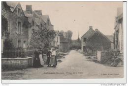 .Carolles-Village De La Croix.Sorel Editeur Rennes. - France