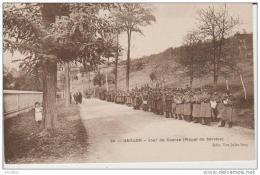 64-Gaillon-Jour De Course.(piquet De Service).Edit.Vve Jules Sery. - France