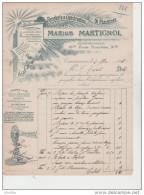 Fonderie & Construction De Machines-Marius Martignol à Carcassonne. - France