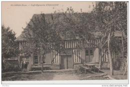 Plasnes-Café.Epicerie Frocourt.Edit.Frocourt. - Autres Communes
