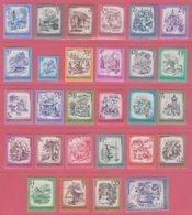 1974 / 1983** (sans Charn., MNH, Postfrish) Schönes Österreich Complete (28v.) - Géographie