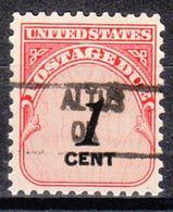 USA Precancel Vorausentwertung Preo, Locals Oklahoma, Altus 841 - Vereinigte Staaten