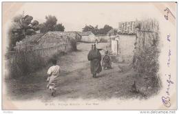 No 171-Village Kabyle-Une Rue. - Algeria