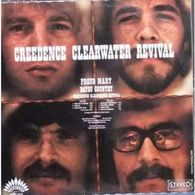 CREEDENCE CLEARWATER REVIVAL Proud Mary Label:fantasy Original 1969 Pochette:VG++ Disque:VG+ - Rock