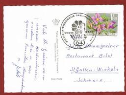 WIG 64 Wiener Internat. Gartenschau  1964 Sonderstempel - Agriculture