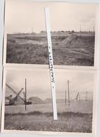 OORDEREN-2 ORIGINELE FOTO'S-AFBRAAK-01.08.1964-ZIE DE 2 SCANS-UNIEKE ARCHIEFSTUKKEN ! ! ! - Autres