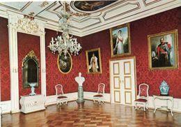 Fürstliches Residenzschloss Detmold - Roter Saal - Schlösser