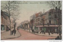 2.Villeneuve St Georges-Avenue Carnot-Maison Garnet-Edit.Garnet. - Villeneuve Saint Georges