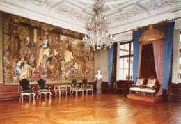 Fürstliches Residenzschloss Detmold - Großer Königssaal Mit Alexandergobelin - Schlösser