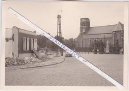 OORDEREN-ORIGINELE FOTO-AFBRAAK VAN HET DORP-01.08.1964-ZIE DE 2 SCANS-UNIEKE ARCHIEFSTUKKEN ! ! ! - Autres