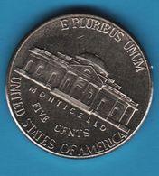 USA 5 CENTS 2000 D JEFFERSON - 1938-…: Jefferson