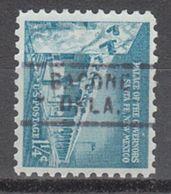 USA Precancel Vorausentwertung Preo, Locals Oklahoma, Bacone 729 - Vereinigte Staaten