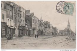 Routot-La Grande Rue-Cliché Douthwaite. - Routot