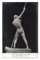 (Sculptures) 092, Salon Des Artisites Français 1933, Carte Photo Vizzavona, Jean Brouardel, Caron - Sculptures