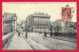 CPA Pau - Rue Bordenave D'Abéré - Pau