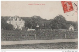 Onzain-Château De Maray. - France