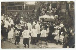 CLERMONT (Oise) Carte-photo - Procession Du  06 Juillet 1924 - Clermont