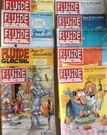 Lot 11 BD Fluide Glacial- - Books, Magazines, Comics