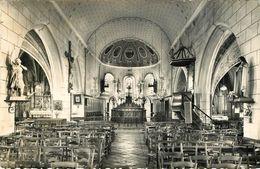 Dép 40 - Montfort En Chalosse - Eglise Saint Pierre Intérieure - Semi Moderne Petit Format - Bon état Général Voir Scan - Montfort En Chalosse