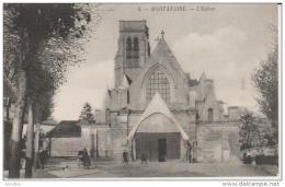 2-Montataire-L'Eglise. - Montataire