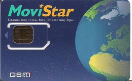 GSM MOVISTAR MUY ANTIGUA - Espagne