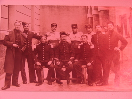 C.P.A.Photo.Identifiée - Alger - Constant Et Ses Camarades Du 69è R.I. 19è Corps Armée - 1913 - SUP (R73) - Algeria