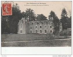 Nos Châteaux De Bretagne-Le Château De Kersély-Environs De Plouay.Coll.Le Thole. - France