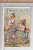 CHROMOS - CHOCOLAT LOUIT - Louit