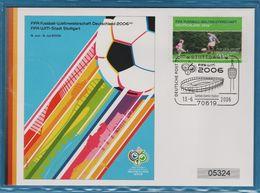 FIFA FOOTBALL DEUTSCHLAND 2006 WM STADT STUTTGART - [7] République Fédérale