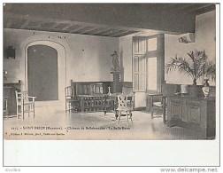 1275.St Brice-Château De Bellebranche-La Salle Basse.Edit.Malicot. - Altri Comuni
